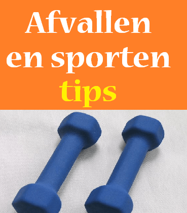 afvallen door sporten in warmtecabine